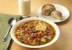Harvest Vegetable Soup.