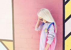 Fashionkins // Pastel Streetstyle   Babiekins Magazine