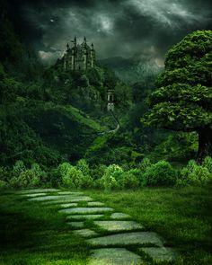 Fantasy Bg 77 by Moonglowlilly.deviantart.com on @deviantART