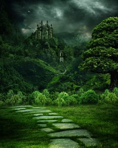 Fantasy Bg 77 by Moonglowlilly.deviantart.com on @deviantART