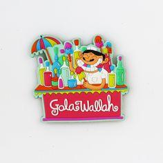 GOLA WAALAH MAGNET - HOME & SOUVENIR :: Chumbak