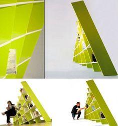 31 Contemporary & Creative Book Shelves