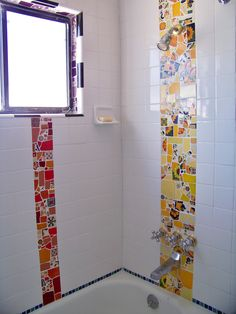 Diy Mosaic Bathroom Tile That Is Making A Personal Statement