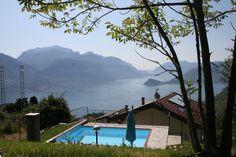 www.casacomo.nl vakantiehuis aan Comomeer bij Menaggio