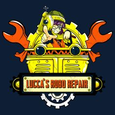 Lucca's Robo Repair - Keeping Robots Running Smoothly Since 2300 AD - Neatorama