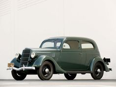 1935 Ford Standard Tudor Sedan.  I would drive this to work....