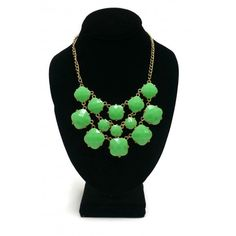 ON SALE! - Necklace - Lime Green - $4.75 - The Beadcage - Jewelry & Gift