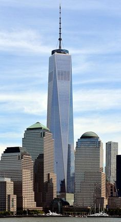 One World Trade Center | New York City | Skidmore Owings Merrill | photo © John W. Cahill/CTBUH