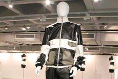 Development of Intelligent Impact Protectors Based on 3D Auxetic Fabrics