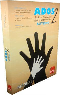 Manual del ADOS-2. Con casi 400 páginas se convierte en uno de los manuales más extensos de TEA Ediciones.