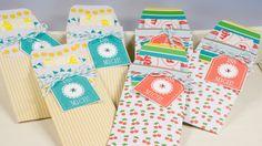 Tutorial: Fritt-Verpackung mit dem Punch Board für Geschenktüten