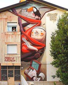 Zed1 street art #streetart