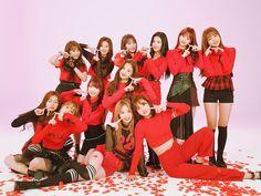 I'll make it red eh eh eh~ Make it red eh eh eh~ Kpop Girl Groups, Korean Girl Groups, Kpop Girls, Yuri, Secret Song, Twice Fanart, Fandom, E Dawn, Japanese Girl Group