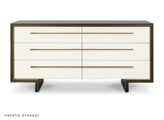 Shop Chairish, the design lover's curated marketplace for the best in vintage and contemporary furniture, decor and art. Sideboard Furniture, Bedroom Furniture, Home Furniture, Furniture Design, Mid Century Modern Dresser, Concrete Furniture, Furniture Manufacturers, Contemporary Furniture, Home Decor