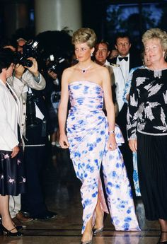 Princess Diana Had A Vogue Makeover Before She Became A Style Icon, Says Bruce Oldfield