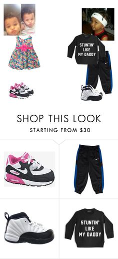 """""""taking my babes to the park/ vickie and tristian"""" by queen-miya ❤ liked on Polyvore featuring NIKE, TAXI, women's clothing, women, female, woman, misses and juniors"""