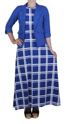 NEW Dress Stripped on Aimeera dengan bahan twist korea lembut  CSO SILFI  SMS/WHATSAPP 081323565991 BBM 294E3A31