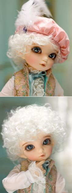 Fairyland LittleFee Pipi - 25cm - Leon to be...
