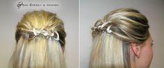 zapletená stuha Hair Styles, Beauty, Hair Plait Styles, Hair Makeup, Hairdos, Haircut Styles, Hair Cuts, Hairstyles, Beauty Illustration