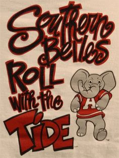 Southern Belles ROLL with the TIDE