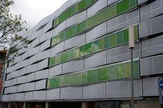 Façade Cladding | Stainless Steel Mesh from GKD