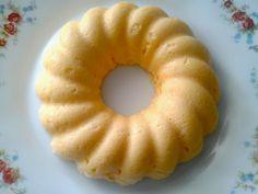 Pastel de Coco Sin Azúcar en microondas. ladulzurademari