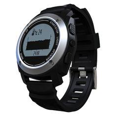GPS Sport Smart Watch S928 Bluetooth Watch Heart Rate Monitor Pedometer Speed Tracker Pressure Altitude Temperature Waterproof