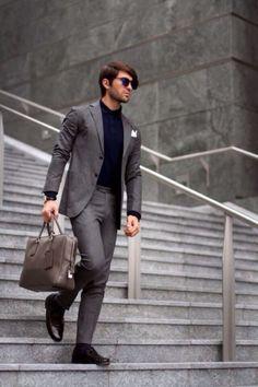 As 16 melhores imagens em calças cinzentas | Calças