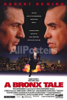 A Bronx Tale People Poster - 69 x 102 cm