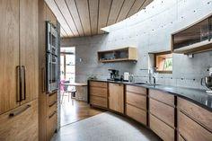 Kitchen of solid oak vagane-viste.no