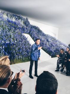 Paris Fashion Week Diary: Dior Spring 2016 - Raf Simons | Visual Therapy #visualtherapy #fashion #pfw #dior #RafSimons