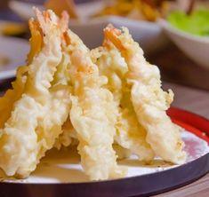 Receta japonesa de tempura de langostinos | Hosteleriasalamanca.es