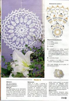 Mandala patron We are want to say thanks if you like to sh Easter Crochet, Crochet Round, Crochet Motif, Crochet Doilies, Crochet Lace, Doily Dream Catchers, Dream Catcher Boho, Doily Patterns, Crochet Patterns