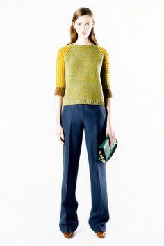 Rochas | Pre-Fall 2012 Collection | Vogue Runway