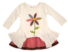 """Mimi & Maggie """"Coming Up Daisies"""" Dress"""