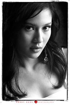 Model : Dian Sastrowardoyo Photography : Robby Agus