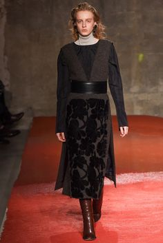Marni Fall 2015 Ready-to-Wear Fashion Show: Complete Collection - Style.com