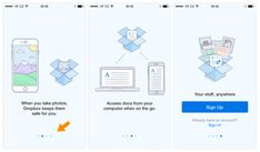 dropbox onboarding - Google Search