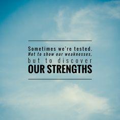 Today's inspiration. #HappySunday #Strength #Health #Quote
