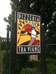 Pizzeria Tra Vigne - St. Helena, CA