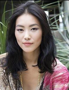 fantastic hair + mu ... Liu Wen