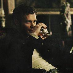 Joseph Morgan as Klaus Mikaelson - The Vampire Diaries / The Originals