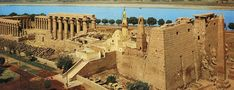 Религия и гробницы Древнего Египта
