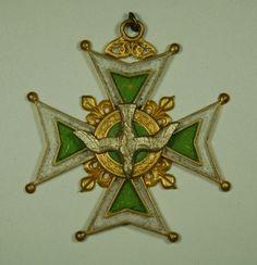 plaque de l'Ordre du Saint-Esprit
