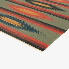 171x241 Contemporary Kilim by Design Innovations from Pakistan #MONOQI
