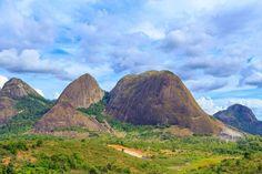 Região das Pedras Pão e Mel - ES  Se prepare para muitas trilhas lindas cachoeiras e quem sabe experimentar o voo livre.