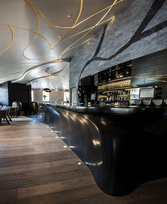Interior design | decoration | Girasol, Gulla Jonsdottir Design - Restaurant & Bar Design
