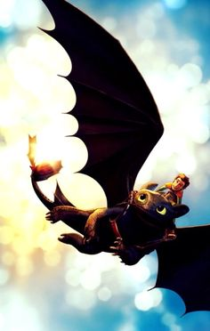How to train your dragon :)