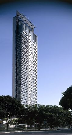 Moulmein Rise Residential Building_View from southwest | Archnet