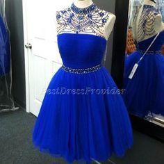 Short homecoming dress
